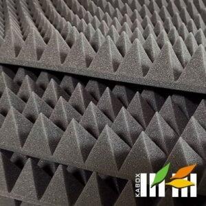 дунапрен-пирамидки - звукоизолиращ дунапрен